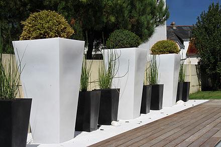 Design, éclairage et art dans le jardin - SARL PAIN Concept ...